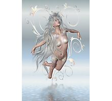 Lady of Dreams Photographic Print