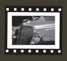 Vintage Film Strip by Rebs O