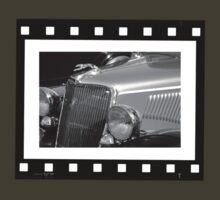 Vintage Film Strip by Rebs O