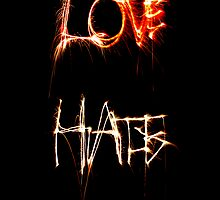Love Hate by Michael Coots