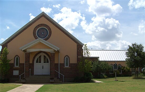Bethel Methodist Church by Glenna Walker