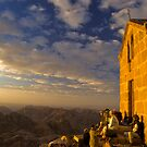 Mount Sinai, Egypt by Craig Scarr