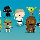 Star wars by mjdaluz