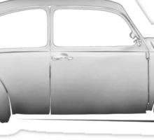 Volkswagen Beetle Sticker