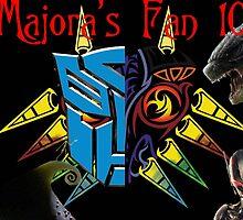 Majora's fan 101 logo stuff by Majorafan101