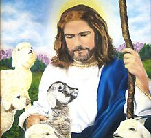 """The Good Shepherd"" by Ruth Kauffman"