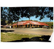 Historic Dargo Hotel, Victorian High Country Poster