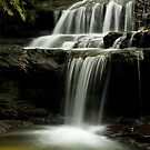 Bridal Veil Falls ~ No 1 by Rosalie Dale