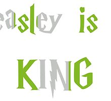 Weasley is Our King Slytherin by SEA123