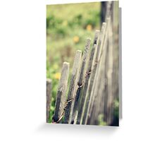 Withstanding Greeting Card