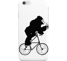 The Gorilla Tall Bike iPhone Case/Skin