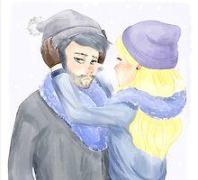 Winter Love by GinaMazz