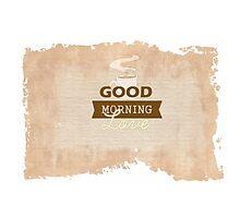 Good Morning Love by GinaMazz