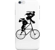 The Pirate Tall Bike iPhone Case/Skin