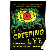 The Creeping Eye Poster