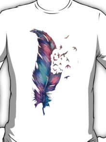 Flying Feather T-Shirt