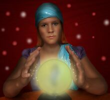 The fortune teller by Anette Tyler