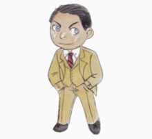 nick carraway by raistss