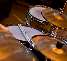 Golden Drums by Tom Allen