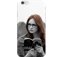 Amy Pond Book iPhone Case/Skin