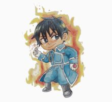 roy mustang by raistss