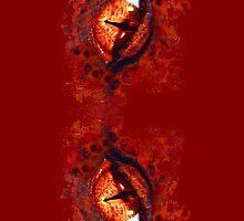 I am fire. I am... death! by Aidan Wells