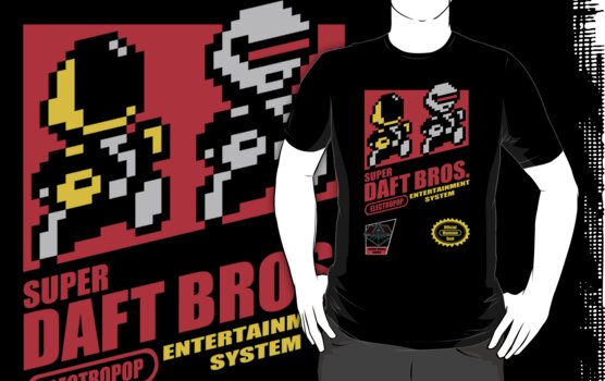 Super Daft Bros. by Baznet