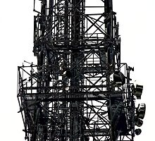 Crystal Palace Transmission Mast (2007) by Darren Robertson