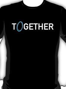 Portal Together - 1/2 Together Forever Set T-Shirt