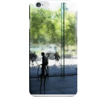 NGV Water Wall iPhone Case/Skin