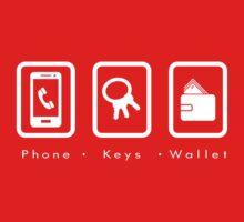 PKW- Phone Keys Wallet Check by SeenB4Dzigns