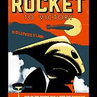 Rocket To Victory by JASONCRYER