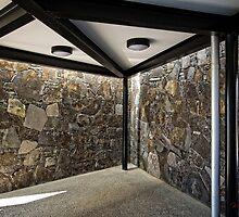 Rock Corner at the National Arboretum in Canberra/ACT/Australia by Wolf Sverak