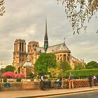 Selling On The Seine by Michael Matthews
