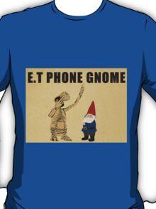 E.T Phone Gnome T-Shirt