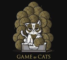 GAME OF CATS by Fernando Sala