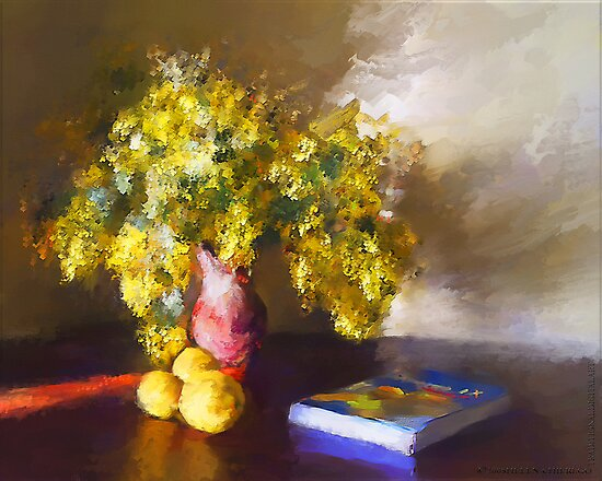 Wattle by © Helen Chierego