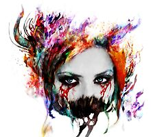 Harley Quinn by ururuty