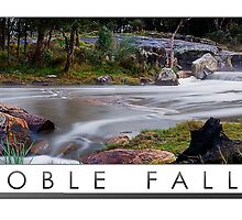 Noble Falls by Kirk  Hille