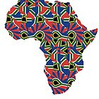 Africa Pattern  by catherine bosman