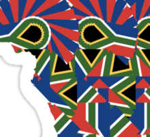 Africa Pattern  Sticker