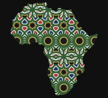 Africa Pattern Kids Clothes