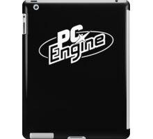 PC Engine - White iPad Case/Skin