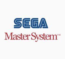 Sega Master System - colour by David Low