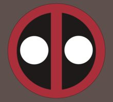 Wide Eyed Deadpool Icon  by Neon2610