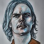 Matthew Gray Gubler-Featured in Painters Universe  Group  by FDugourdCaput