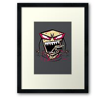 Chest burst of Doom Framed Print