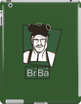 The Cook of Breaking Bad by Scott Weston