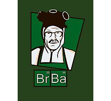 The Cook of Breaking Bad Photographic Print