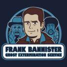 Frightener Ghost Extermination Service by Scott Weston